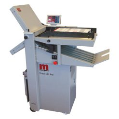 Morgana docufold pro plieuse rainage perforation