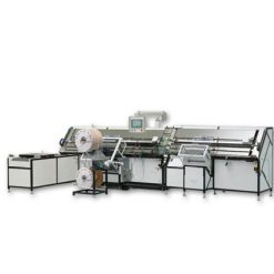 Renz Inline 500 perforateur relieur industriel
