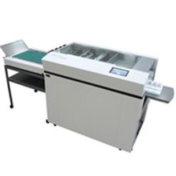 Uchida Prime decoupe rainage perforation papier