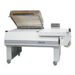 DM S 870 machine conditionnement a cloche semi automatique