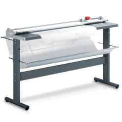 IDEAL 0135 rogneuse stand collecteur