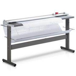 IDEAL 0155 rogneuse stand collecteur