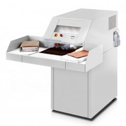 IDEAL 4108 destructeur document shredder forte capacite