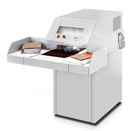 IDEAL 4108 destructeur document shredder forte capacite