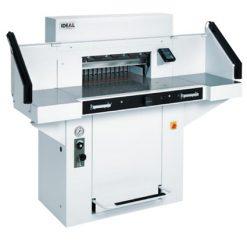 IDEAL 5560LT massicot professionnel hydraulique