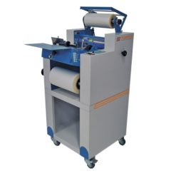 MAMO Plasti 350 FR pelliculeuse automatique friction