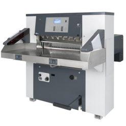 Mohr eco 80 massicot professionnel hydraulique