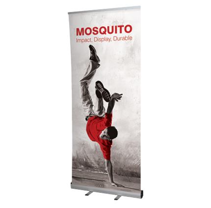 Mosquito 800 enrouleur roll up simple face standard