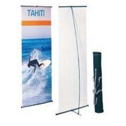 Tahiti porte affiches simple face