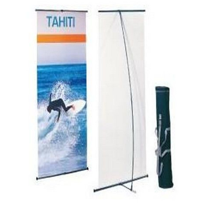 Tahiti porte affiches simple face