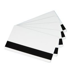 cartes pvc loco blanches badges 0.76mm