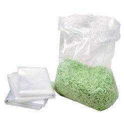 sacs plastiques jetables HSM destructeur shredder